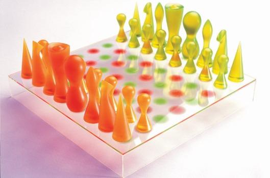 Karim Rashid chess