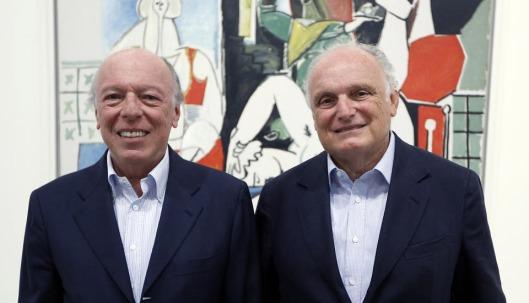Ezra y David Nahmad