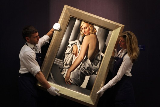 Sotheby+Preview+Work+Tamara+De+Lempicka+Before+7tBgNJgz8JZl