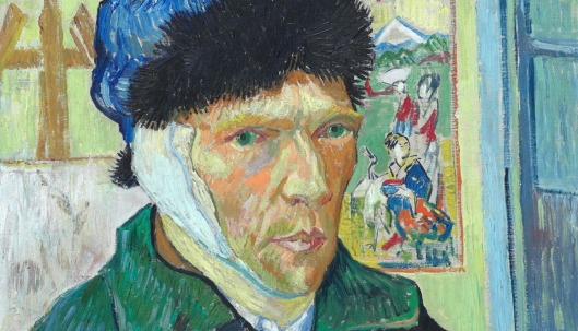 Self portrait de Van Gogh