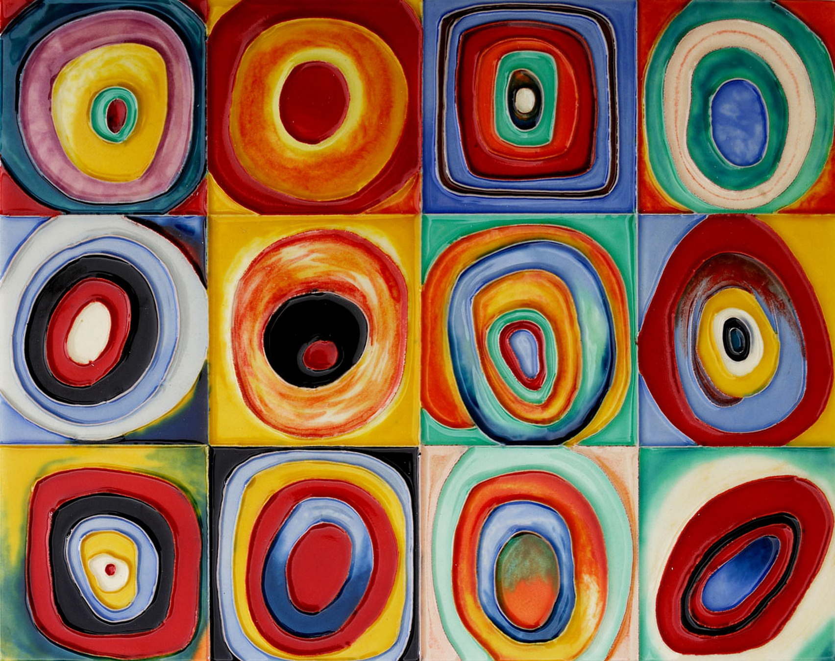 kandinsky el primer abstracto artesan nato. Black Bedroom Furniture Sets. Home Design Ideas