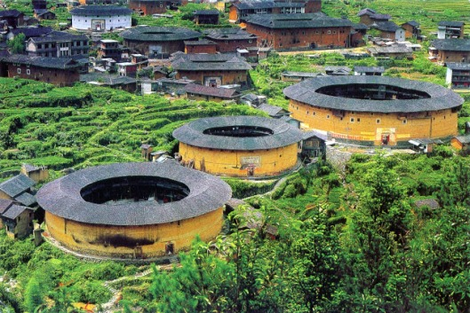 CHINA - Fujian Tulou