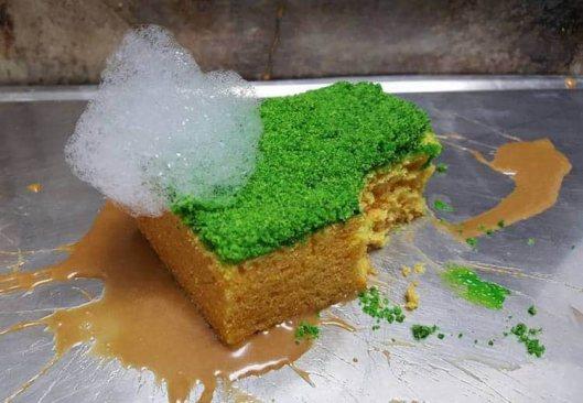 Chef crea ilusiones culinarias donde nada sobre el plato es lo que parece (5)